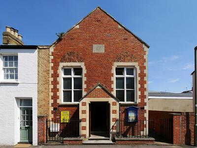 Baptist Church, Albert Street, Jericho, Oxford, OX26AY,