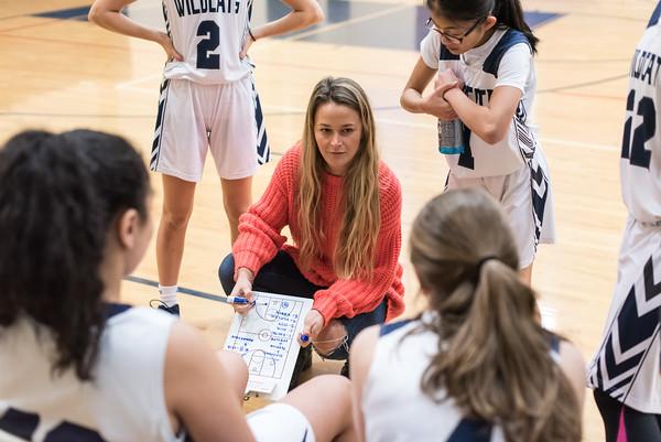 2020 Girls JV2 Basketball vs. Woodburn