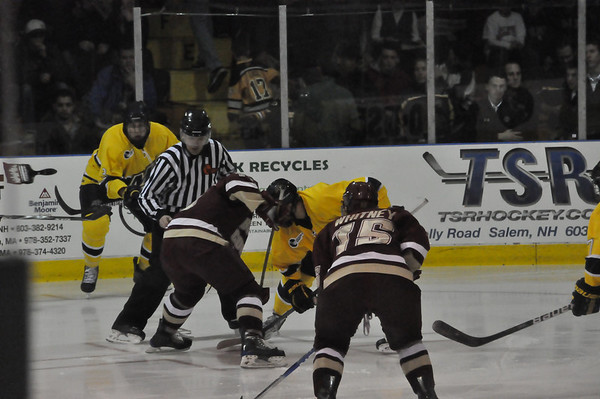 Merrimack vs Boston College Ice Hockey
