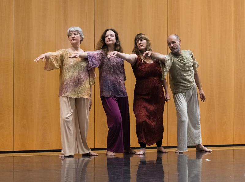 """Showing: Barbara Kane - """"Movements of Being"""""""