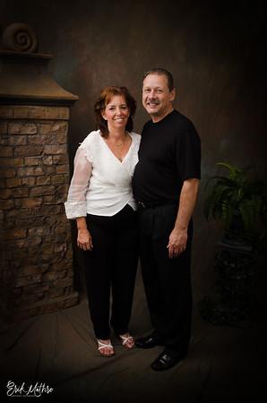 Alicia Barlow and Brian Herron