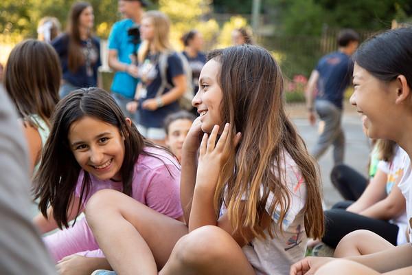 2018 Redwood Camp Week 8 Juniors - August 5-11