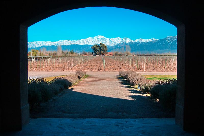 Cordón de Plata, Mendoza, Argentina