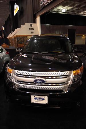 Cleveland Auto Show 2012