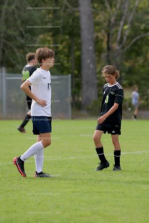 Emereau 21 Cape Fear Academy boys soccer