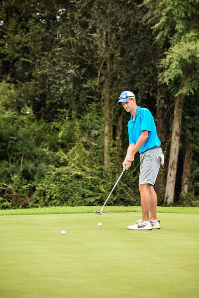 Golf Tournament - August 2017