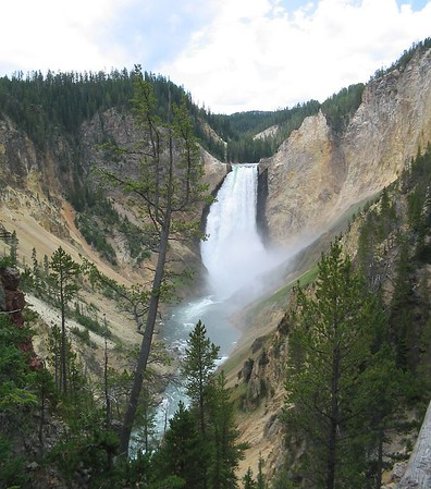 Yellowstone Park at its Best