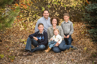 Amber Campell Family