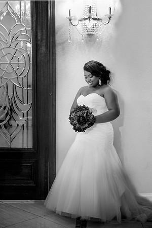 Tenishia & Brandon's Wedding 040217