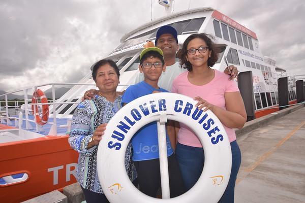 Sunlover Cruises 04th November 2019
