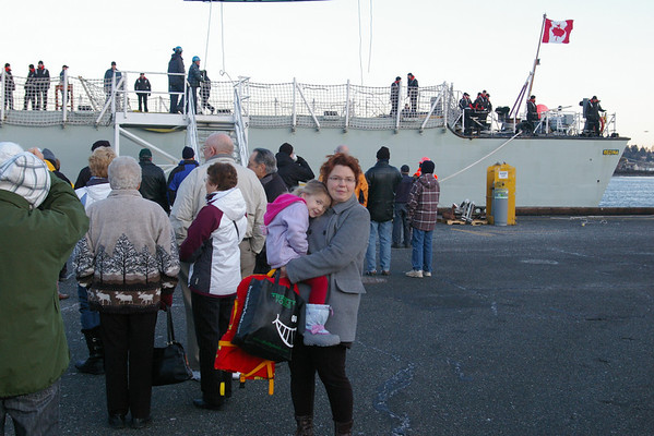Day Sail on HMCS Regina