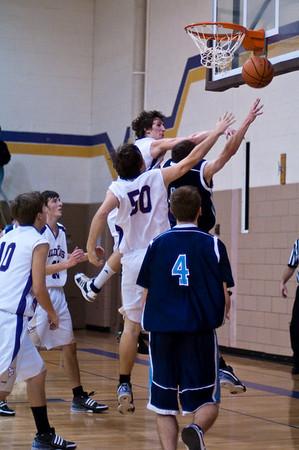 2009 Basketball Boys Varsity