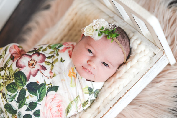 Everly W Newborn