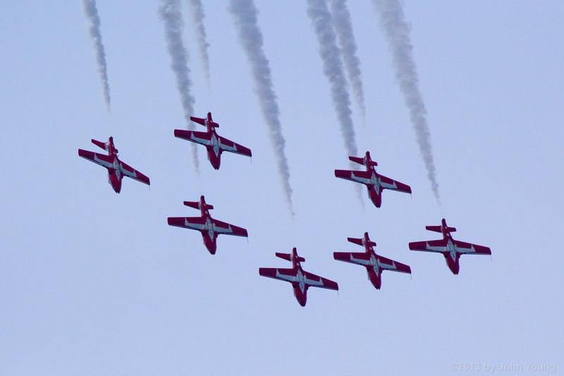 2013 Hamilton Airshow - June 15th