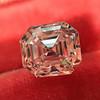 2.39ct Antique Asscher/Square Emerald Cut Diamond, GIA D/IF 19