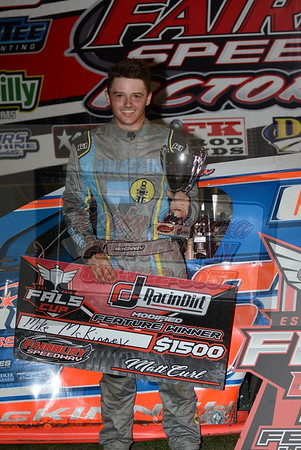 FALS Cup Weekly Racing Eden/Piercy Memorial
