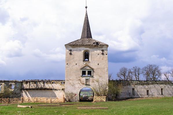 Kornis Castle, Mănăstirea, Romania