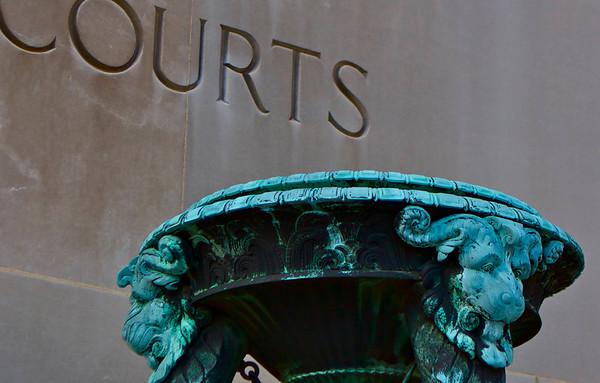 SAINT LOUIS  COURT HOUSE