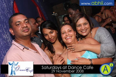 Dance Cafe - 29th November 2008