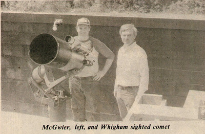 The Auburn Bulletin and The Lee County Eagle  Page A-1, Friday, October 4, 1985