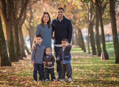 Hernandez Family Portraits
