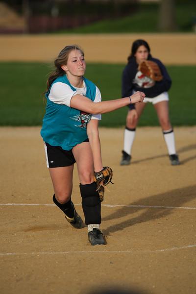 Rec Softball 5/7/07