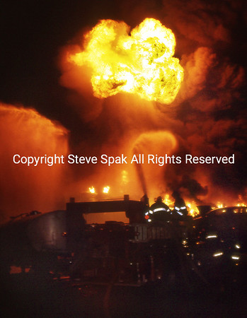 April 21, 1980 Chemical Control Corp, Fire & Explosion