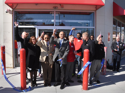 City welcomes Family Dollar to North Clinton Avenue. 4/21/2018