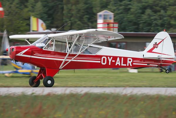 OY-ALR - Piper J3C-90 (L4J)