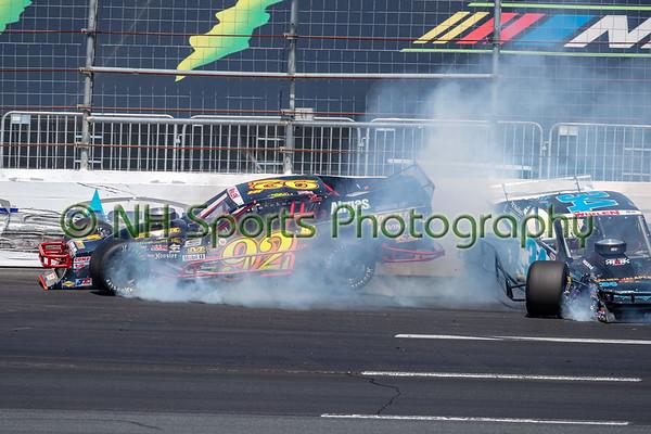 NASCAR NHMS Saturday, July 20, 2019