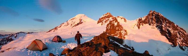 Mount Baker Camping