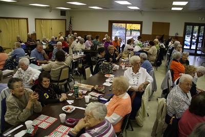Senior Group Halloween Party, Mohn Building, Tamaqua (10-27-2011)