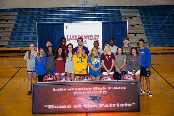 LBHS Signing Day - Apr 17, 2019
