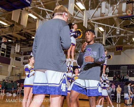 Broughton boys varsity basketball vs. Leesville. January 8, 2019. 750_1695