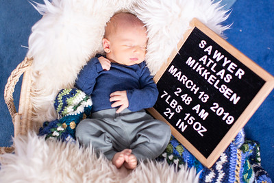 Sawyer Atlas Newborn
