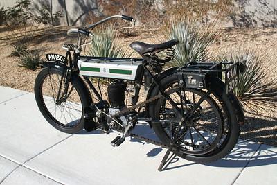 1912 Triumph Free Engine
