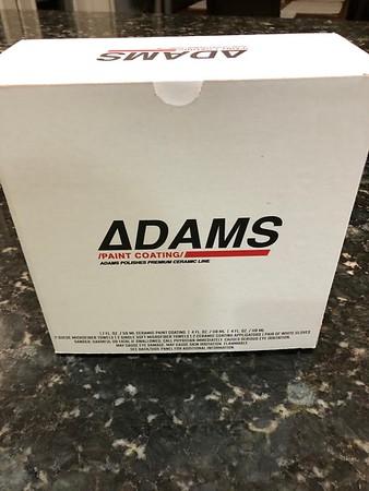 Adam's UV ceramic coating pics