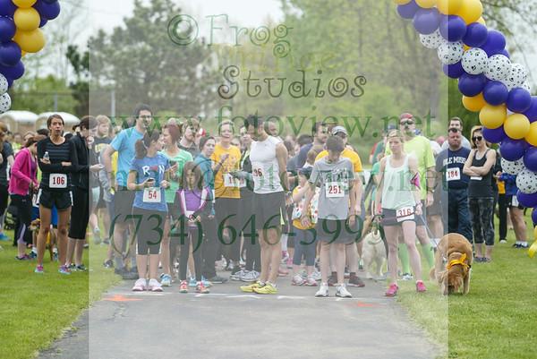 Walk & Wag and Run 21 May 2016