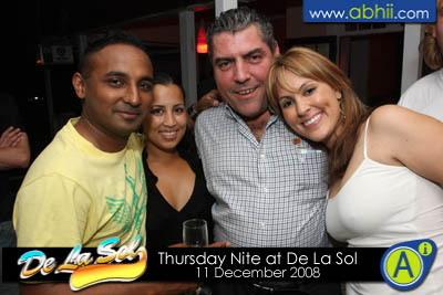 De La Sol - 11th December 2008