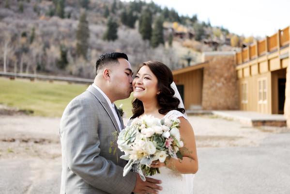 October 18, 2014 - Karen Reyes and Jhayson Macaalay