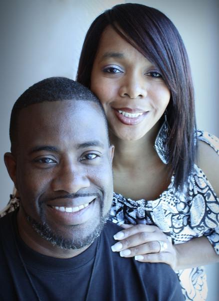 Couple, a Portrait