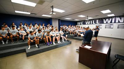 08-05-2019 - First Freshman Practice