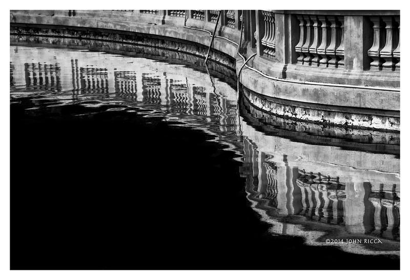Wall & Reflection, Hanoi, Vietnam.jpg