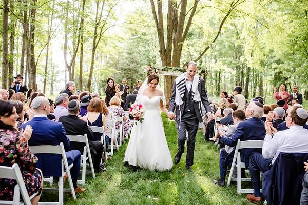 Emily + Ari: Wedding