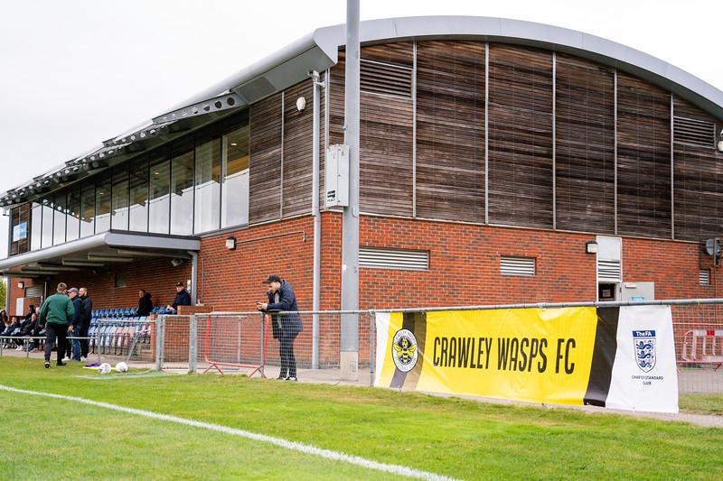 Crawley Wasps 0 - 1 vs MK Dons