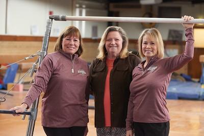 2016 UWL Alumna Eagles Gymnastics Judges