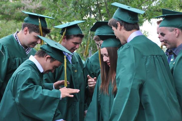 MCHS Graduation 2016