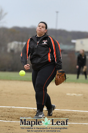 Newbury v Ledgemont softball