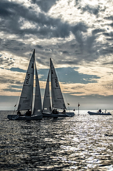 Photographs from  Friday Photos of the BYC Team Racing Invitational Regatta