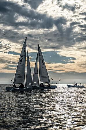 Balboa Yacht Club | Friday Photos of the BYC Team Racing Invitational Regatta